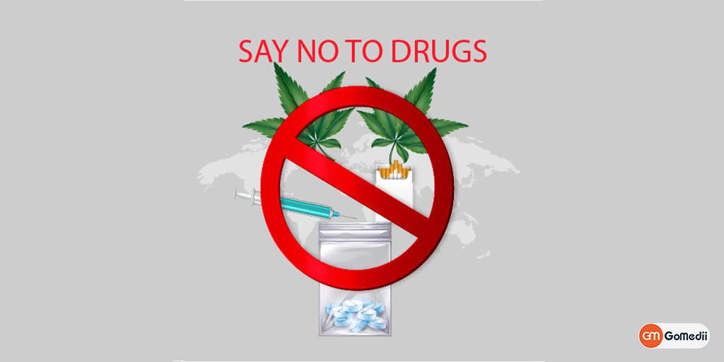 International Day Against Drug Abuse and Illicit Trafficking, June 26, 2018, Buy Medicine Online, Online Pharmacy Noida, Online Medicines, Buy Medicine Online Noida, Nearby Pharmacy, Purchase Medicine Online, GoMedii, Nearby Chemist, Medical Store Near Me, Cheap Medicine Online