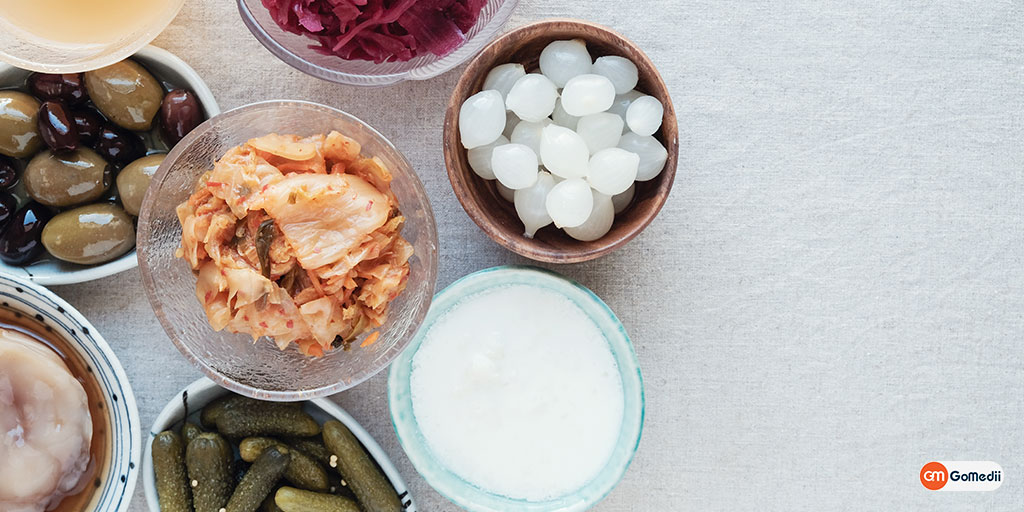 10 Best Probiotics Foods for Better Digestion