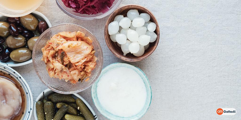 10 Best Probiotics Foods for Better Digestion