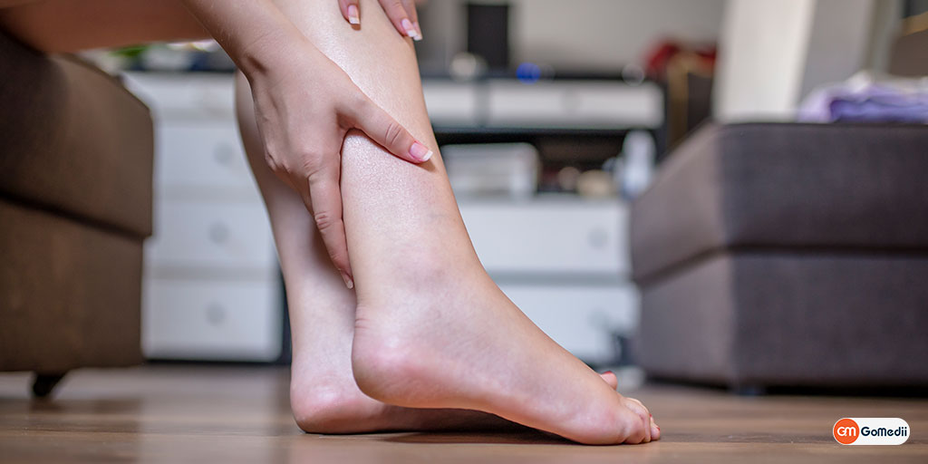 Ankle Synovitis : Symptoms, Causes, & Treatment
