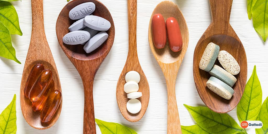 Dietary Supplements: How it Will help you? - GoMedii