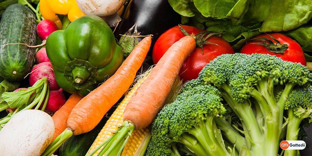 19 Best Vegetables and Fruits For Type 2 Diabetes
