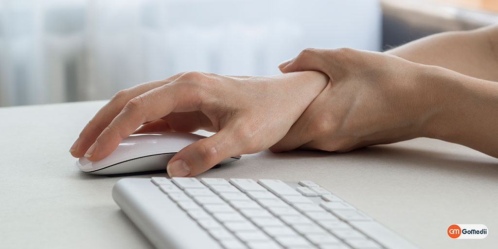 Carpal Tunnel Syndrome: Pain in The Front of The Wrist
