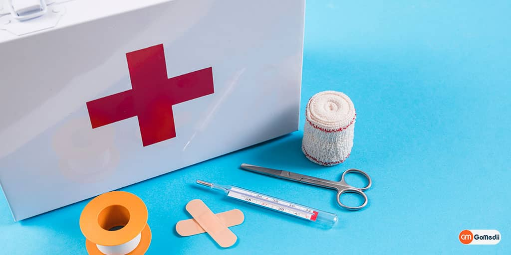 Immediate First Aid Tips for An Acid Burns