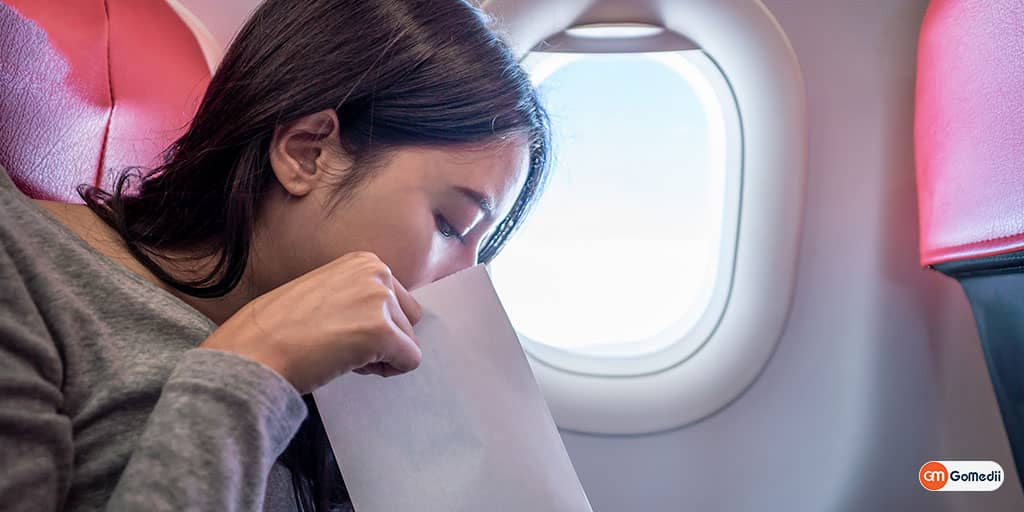 Motion Sickness : Is This Hits You on Long Distance