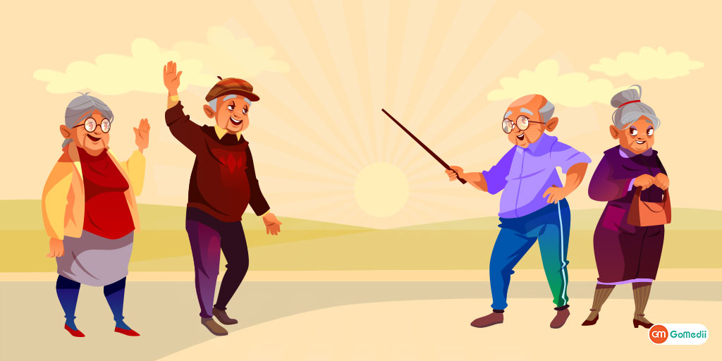 Digital Health Care for Older Adults Now Age is No Barrier