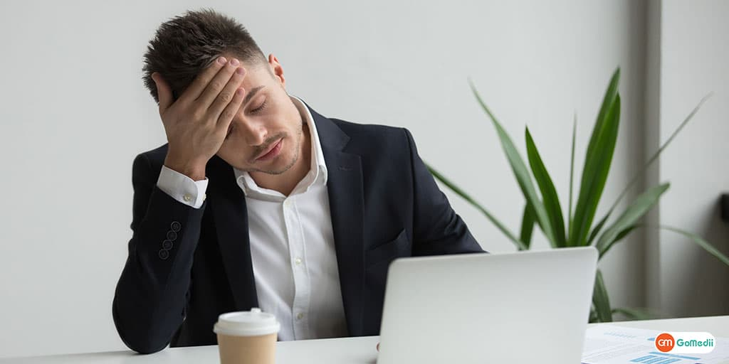 10 Signs of Burnout at Work - Stop It & Take A Action