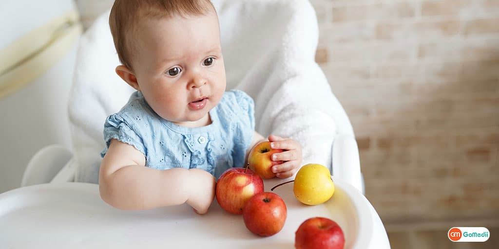 Know The Best High Fiber Foods For Babies
