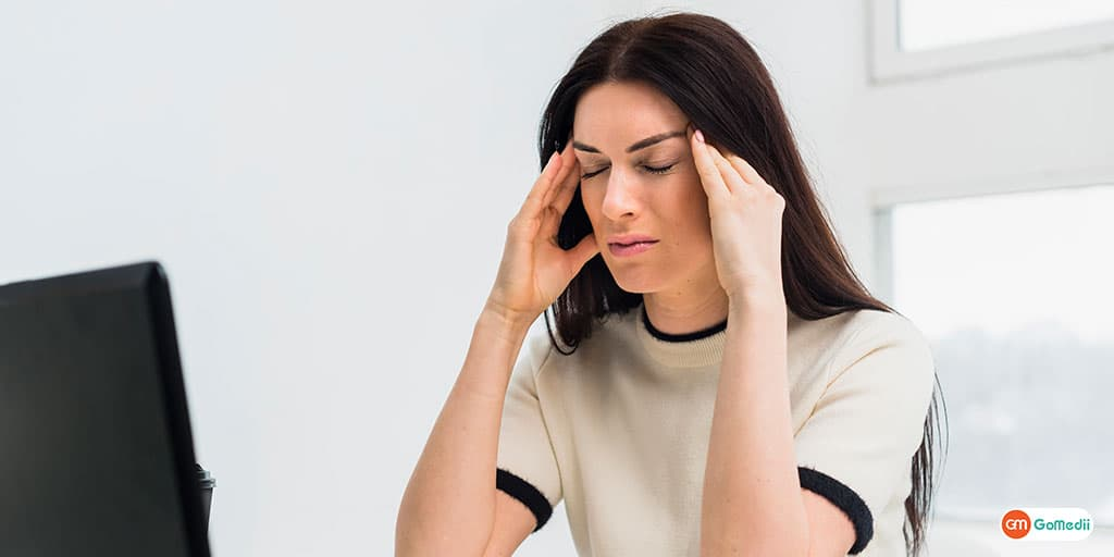 Symptoms of a Tension Headache, Relief, Causes, and Treatment