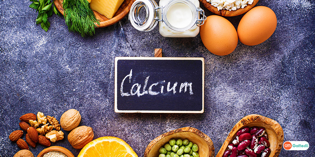 15 best calcium- rich food items for everyone