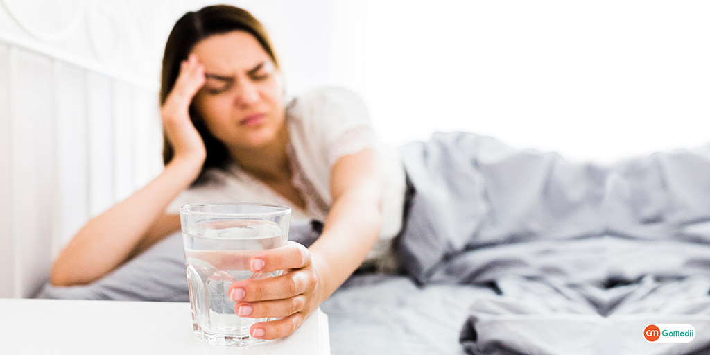 Hangover Cure Does water help with a hangover