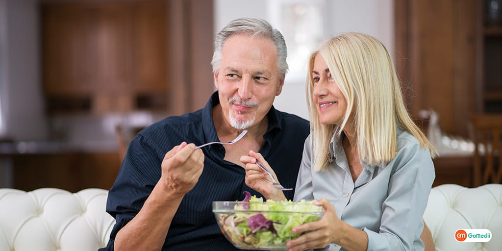 Know the Best Diet for Elderly people
