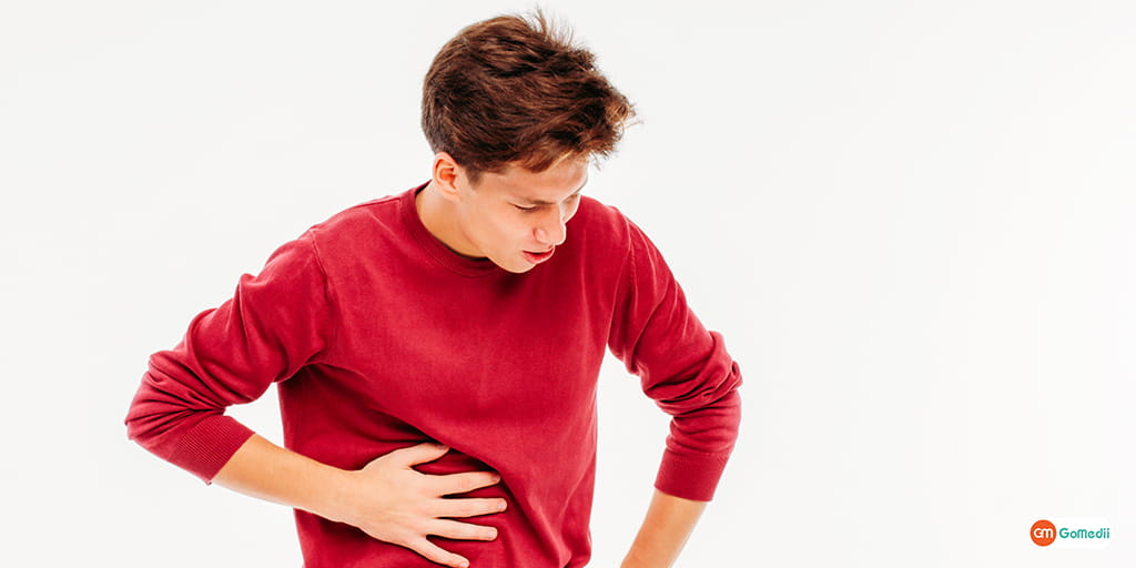What are the symptoms of appendicitis Pain