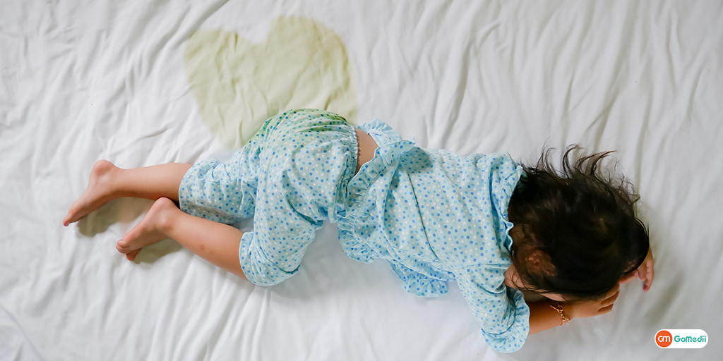 Bed Wetting Habit in Kids It Can be A Warning Sign