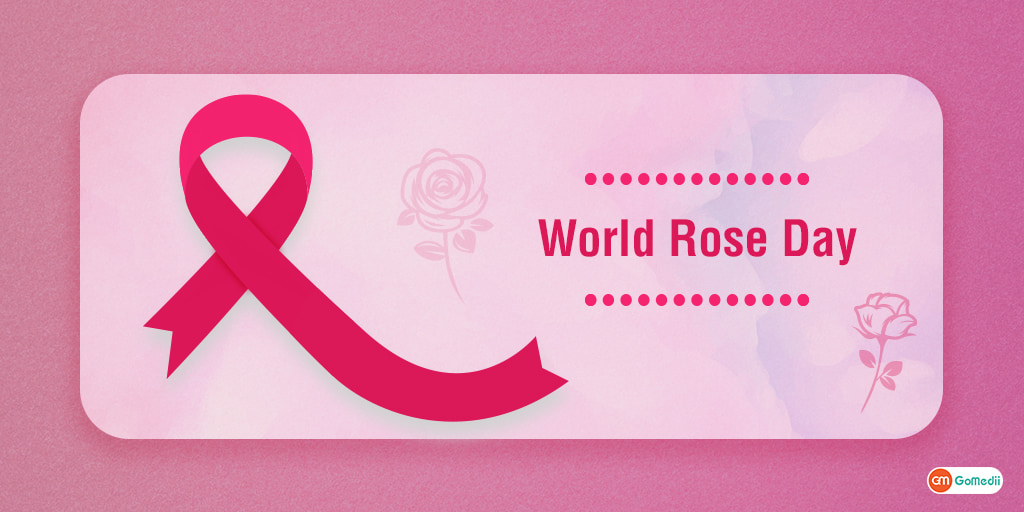 Bring some cheer to cancer patients World Rose Day (Cancer Welfare)
