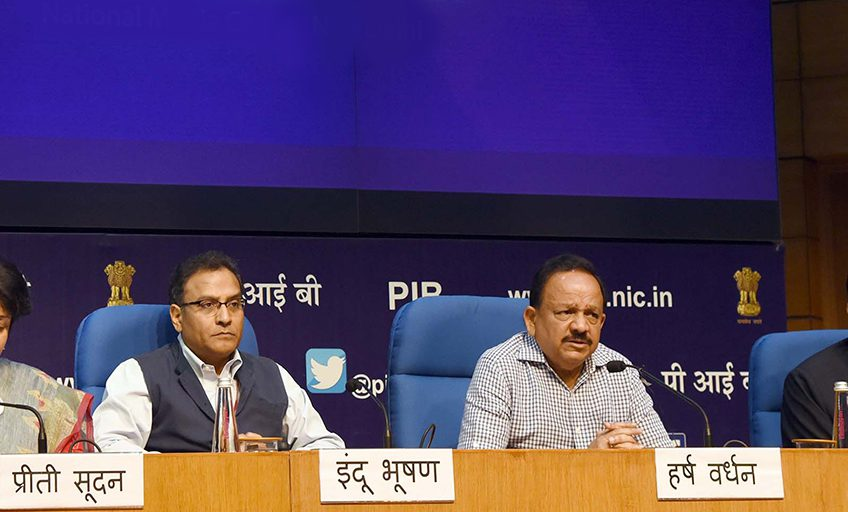 Dr. Harsh Vardhan Ayushman Bharat shall Prove to be a Game-Changer