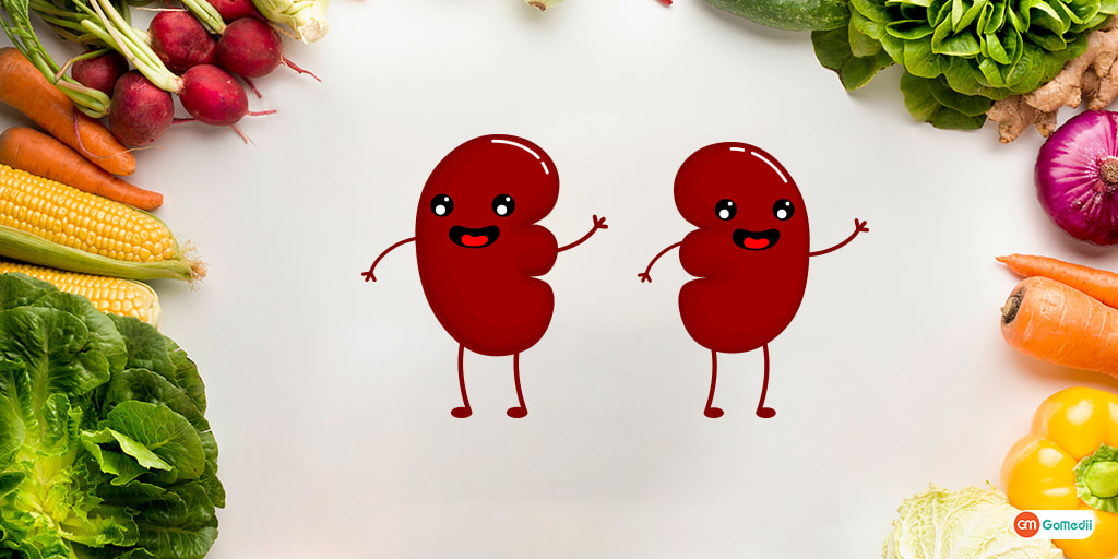 Know the Best Diet for Early-stage Chronic Kidney Disease Patients