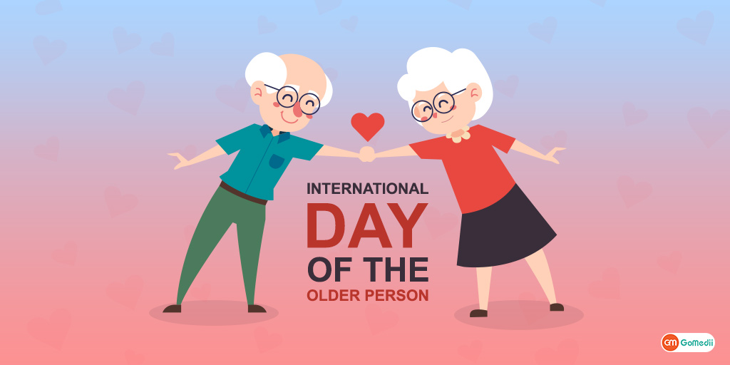 Take Good Care of the Elderly on International Day for the Elderly People