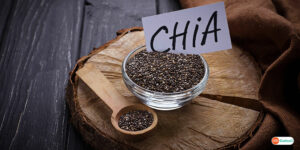 5 Amazing and Proven Health Benefits of Chia Seeds