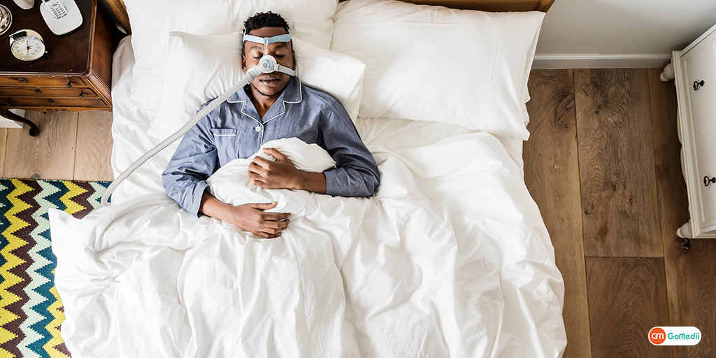 Diabetic Patients with Sleep Apnea Can Have Blindness Study
