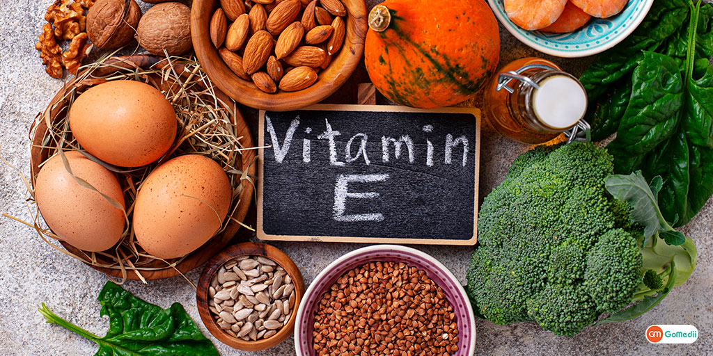 Here are benefits of Vitamin E, you should know