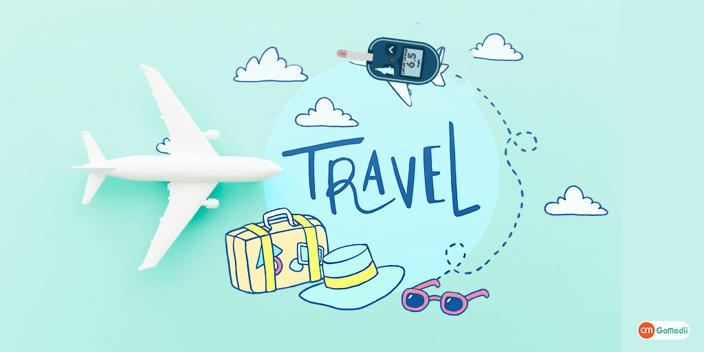 Wanna Travel Know How to Travel with Diabetes
