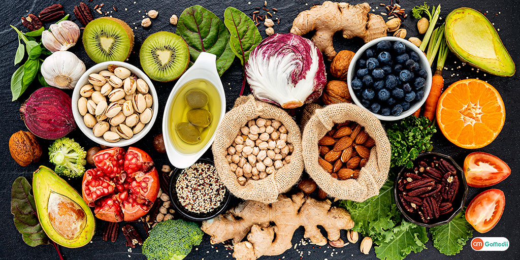 Anti-Aging Foods Natural Ways to Get the Glow Back!