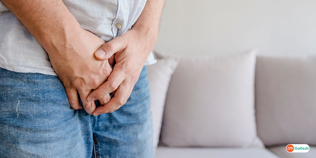 Balanitis Inflammation of the Penis Head and Foreskin