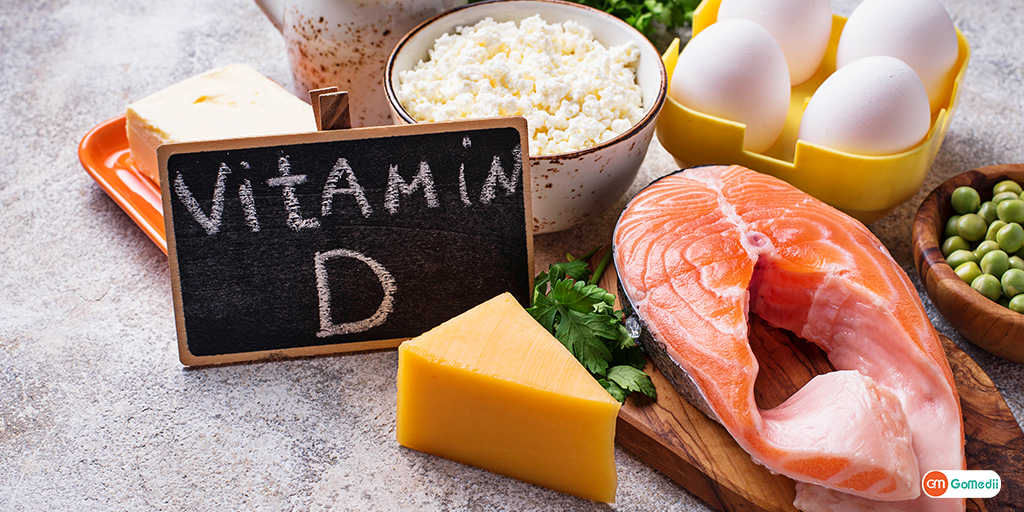 8 Healthy and Best Source of Vitamin D