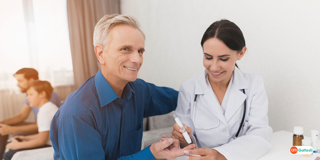 Easiest Ways for Diabetes Management in the Elderly