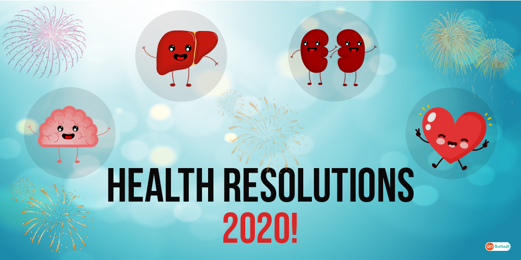 Health Resolutions To Keep This New Year 2020!