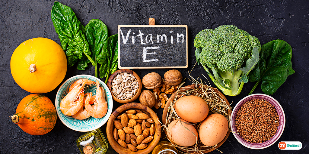 Know Importance Of Vitamin E For Kids