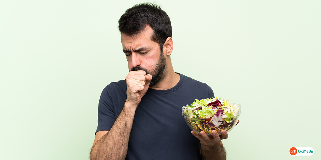 5 common foods that can trigger asthma