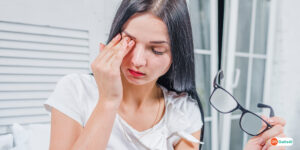 How to get rid of eyelid twitching