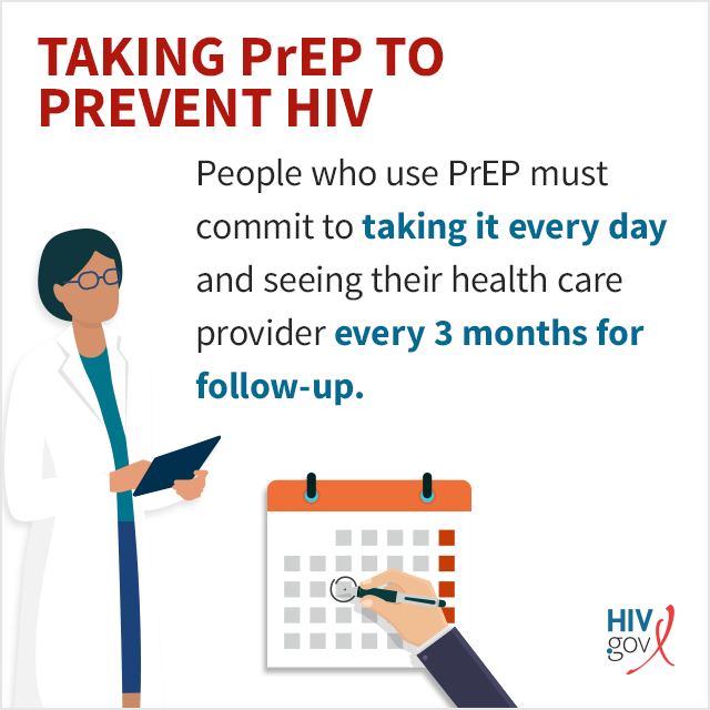 PrEP & PEP: Medicines To Prevent HIV