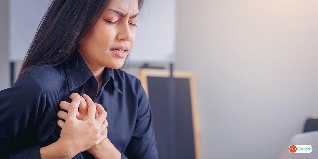Still Confused About Why You Have Chest Pains? Know The Reasons