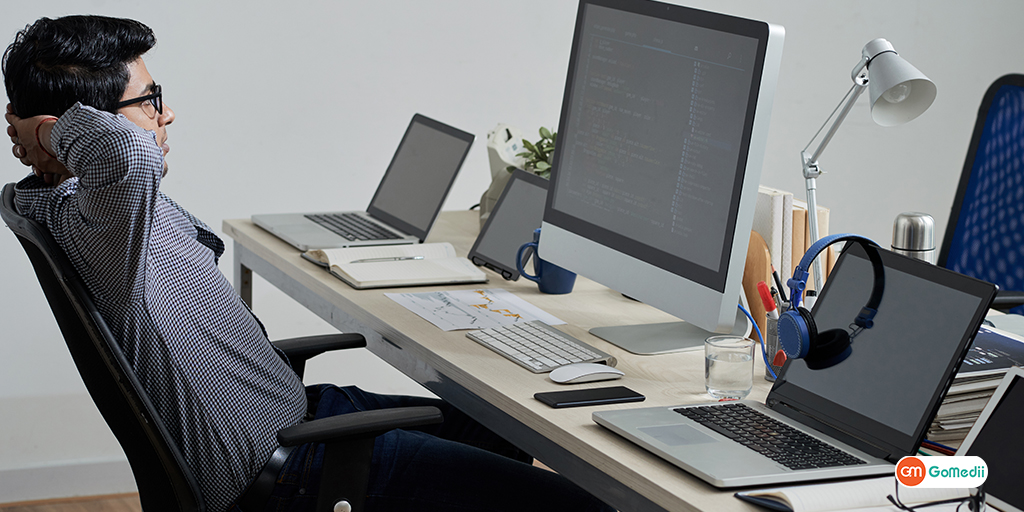 7 Ways To Ease With The Neck pain in IT professional