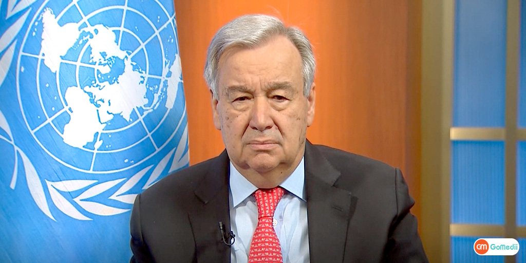 UN Calls For A Global Cease Fire, Let Us Fight This Together