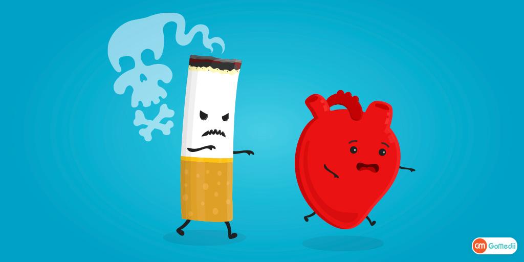 6 Major Organs That Get Damaged By Smoking