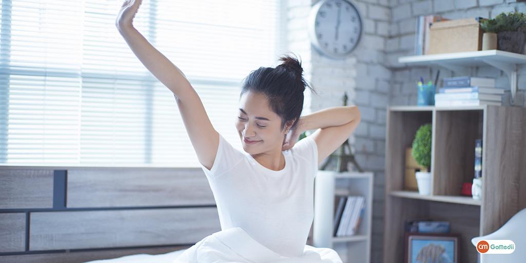 6 Ways to Wake Up Happier Kick Start You Morning