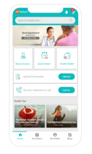 Medicine Order From GoMedii, Online Medicine Order, online medicine, GoMedii Website, GoMedii Application For Android, GoMedii Application For IOS, Online Medicine Order From GoMedii