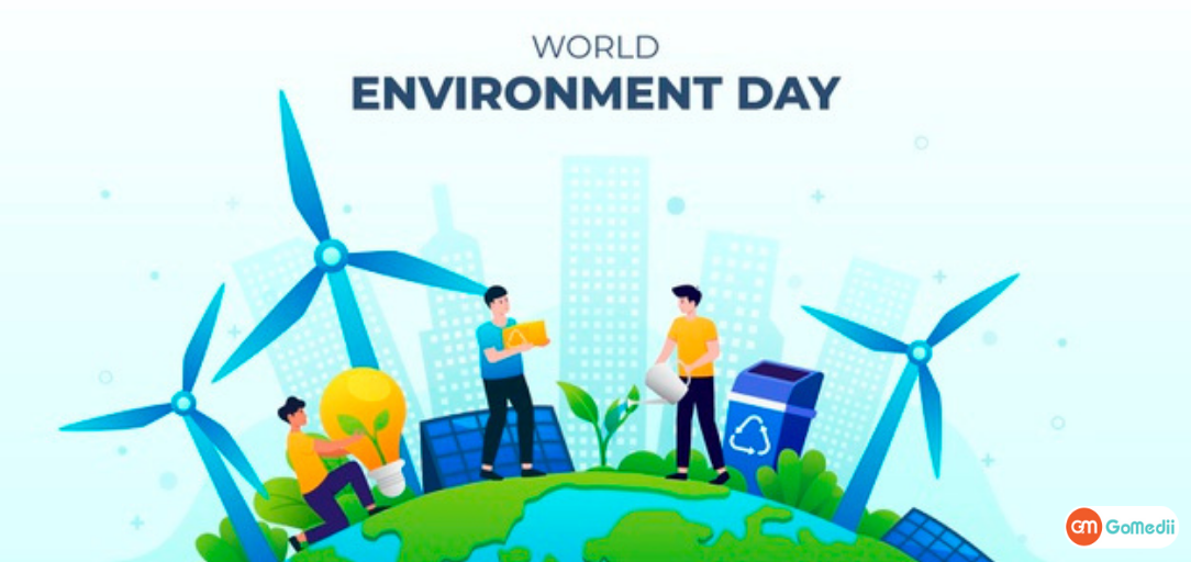 """What's New In 2021 """"World Environmental Day""""!-GoMedii"""